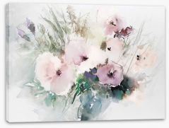 Watercolour Stretched Canvas 277386273