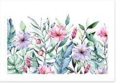 Spring Art Print 281595710