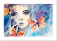 She Shack Art Print 282059668