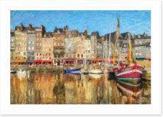 Impressionist Art Print 285412065