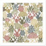 Leaf Art Print 286963118