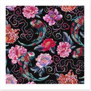 Flowers Art Print 292450443