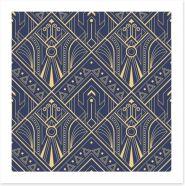 Art Deco Art Print 293153768