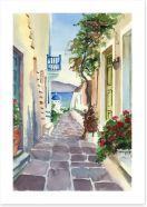 Watercolour Art Print 294385994