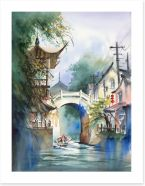 Watercolour Art Print 294388167
