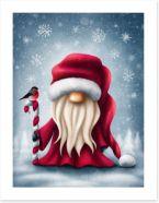 Christmas Art Print 301958969