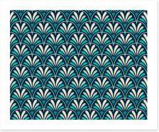 Art Deco Art Print 302264353