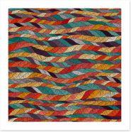 African Art Print 305112621