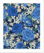 Flowers Art Print 313107420