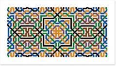 Islamic Art Print 317764408