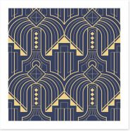 Art Deco Art Print 319130138
