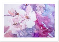 Watercolour Art Print 320825335