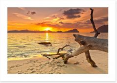 Beaches Art Print 32577558