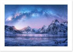 Winter Art Print 326203402