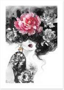 She Shack Art Print 328002586