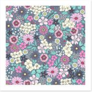 Flowers Art Print 330459959