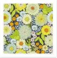 Flowers Art Print 330460277