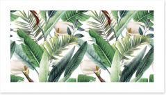 Leaf Art Print 332178790