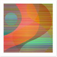 Aglow Art Print 33693330
