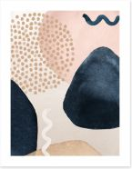 Abstract Art Print 348567415