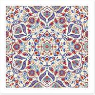 Islamic Art Print 355490477