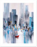 New York Art Print 355876968