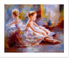 Impressionist Art Print 366079661
