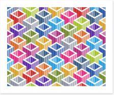 Cool Art Print 366264557