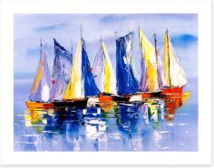 Impressionist Art Print 366310305