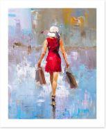 Impressionist Art Print 366536996