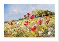 Summer Art Print 38756901
