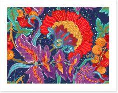 Folk Art Art Print 388765611