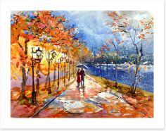 Autumn Art Print 39229464