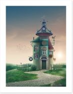 Magical Kingdoms Art Print 400133465
