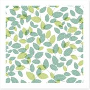 Soft leaves