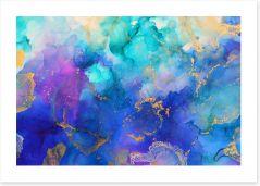 Abstract Art Print 415238735