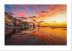 New Zealand Art Print 419030326