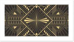 Art Deco Art Print 428167624