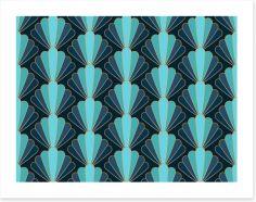 Art Deco Art Print 429623952