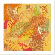Autumn foliage Art Print 43656100
