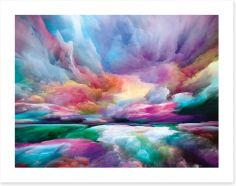 Abstract Art Print 439022712