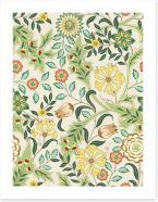 Flowers Art Print 442552178