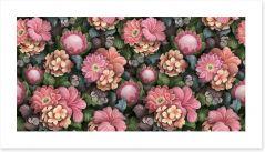 Flowers Art Print 443380154