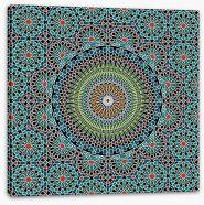 Moorish beauty Stretched Canvas 44788627