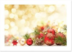 Christmas Art Print 45867594