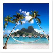 Bora Bora hammock
