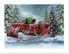 Christmas Art Print 46874450