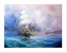 Landscapes Art Print 48848531