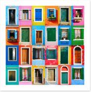 Venice Art Print 50003533