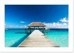 Paradise jetty